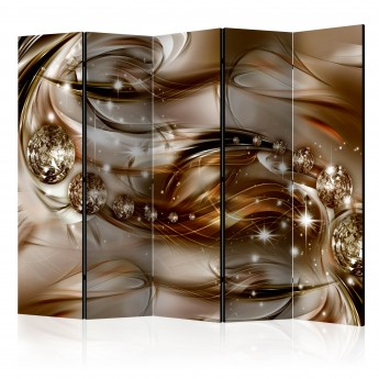Pertvara  Chocolate Tide II [Room Dividers]