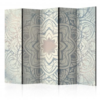 Pertvara  Winter Mandala II [Room Dividers]