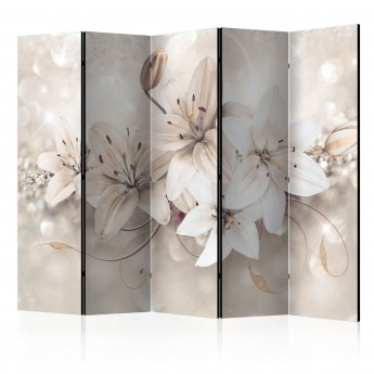 Pertvara  Diamond Lilies II [Room Dividers]