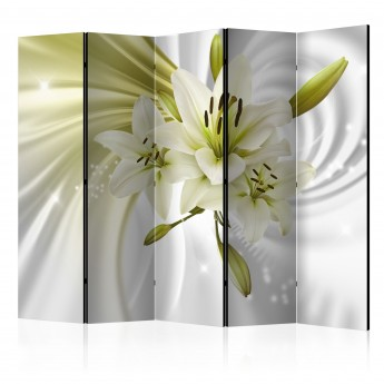 Pertvara  Green Captivation II [Room Dividers]