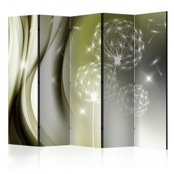 Pertvara  Green Gentleness II [Room Dividers]