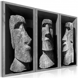Paveikslas - The Mystery of Easter Island