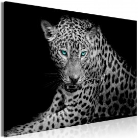 Paveikslas - Leopard Portrait (1 Part) Wide